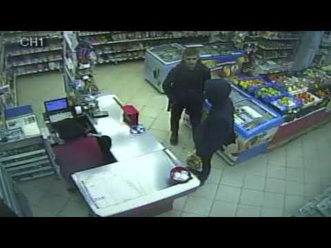 В Курске полиция ищет подозреваемых в краже