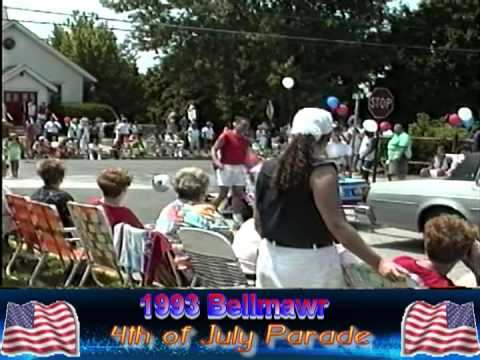 Bellmawr NJ 1993 4th July parade