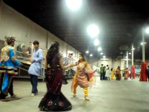 Manan Vora Raas Garba Garden State Exhibit Center Somerset NJ