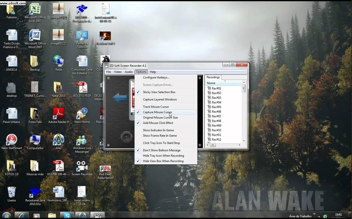 Como Usar Apowersoft Screen Recorder