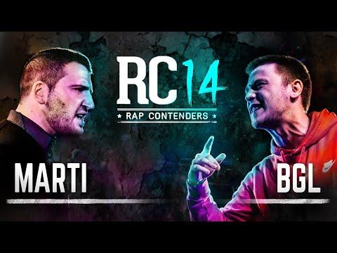 Youtube: Rap Contenders 14: Marti vs BGL