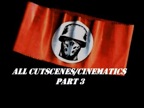 Crimes of War (Übersoldier 2) - All Cutscenes/Cinematics Part 3
