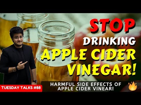 apple-cider-vinegar---scientific-fail-|-very-harmful!-|-stop-drinking-it-|side-effects|-varun-lilani