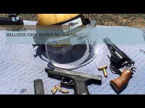 AA SHIELD Helmet Visor Mask - AA SHIELD