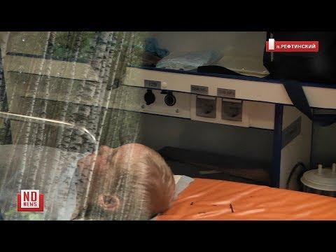 Четырехлетнего Диму нашли живым в лесу спустя четверо суток