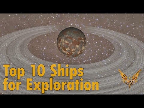 Elite:Dangerous. Top 10 Ships for Exploration