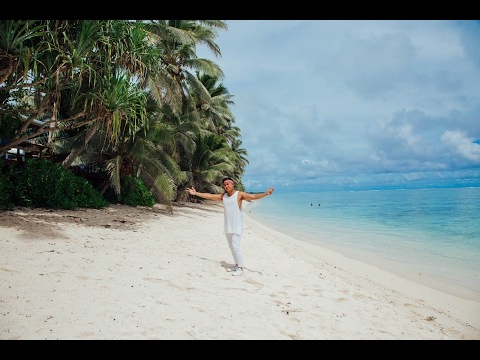 ARRIVING IN RAROTONGA - DAY ONE | Tildaajane