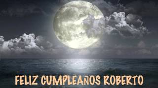 Roberto - Moons - Happy Birthday