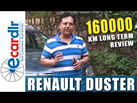 Renault Duster Review | 160000 Km Long Term Review | Ecardlr Customer Review