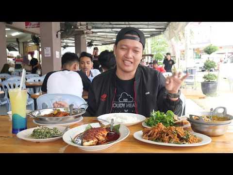 KCHUP MKAN: Ikan Bakar GERGASI di Restoran SISIK IKAN BAKAR