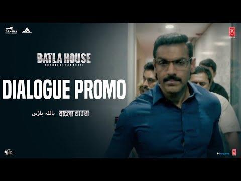 Batla House movie Dialogue Promo 3 Starring John Abraham, Mrunal Thakur, Nikkhil Advani