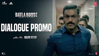 Batla House: Dialogue Promo 3 | John Abraham, Mrunal Thakur, Nikkhil Advani | Releasing 15th August