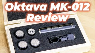 Review: Oktava MK-012 Pencil Stick Small Condenser Microphone with Replaceable Capsules