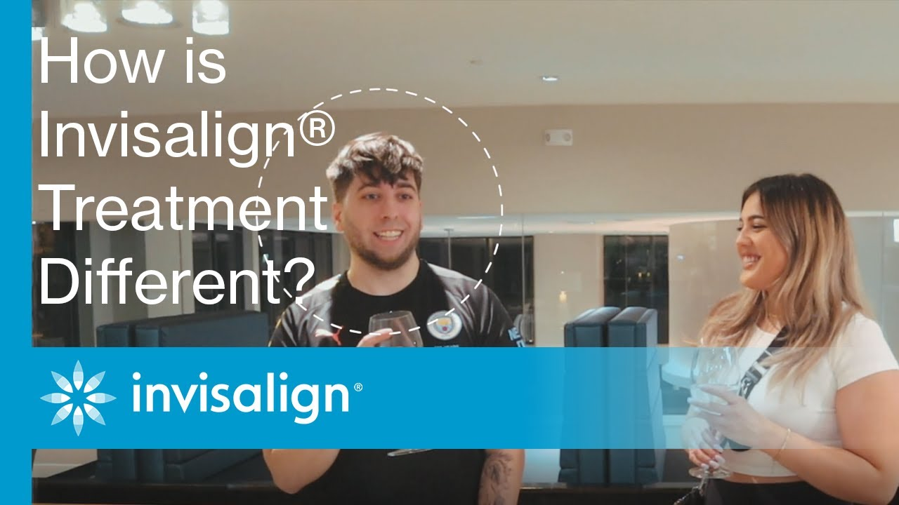 How Is Invisalign Treatment Different From Other Teeth Straightening Options? | Invisalign