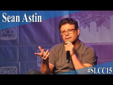 Sean Astin - Full Panel/Q&A - Salt Lake Comic Con 2015