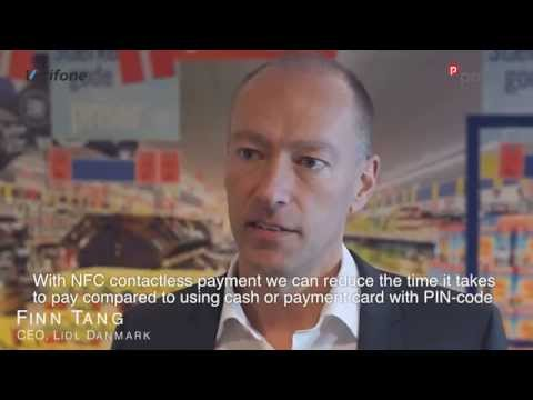 Lidl – the first large Retail Chain in Denmark to Offer a Contactless Payment Solution by Verifone