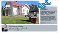 Asuntokauppa Fajanssi: Murtamontie 301