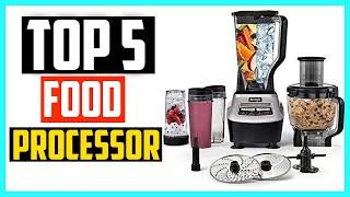 Top 5 Best Food Processor Blender Combo in 2020