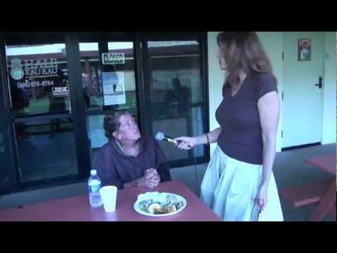 Netra's News visits Hale Kau Kau