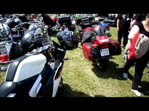 Zielon Agro&Moto Films Zlot Bartniczka 2017 |Rieju Rs3 50|Yamaha Fazer 1000|