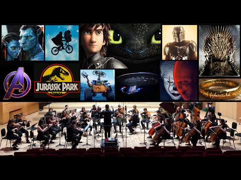 1 Orchestra | 30 Film & TV Themes [Orchestral Film & TV Music Arrangement]