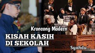 Download KISAH KASIH DI SEKOLAH Keroncong modern Cover