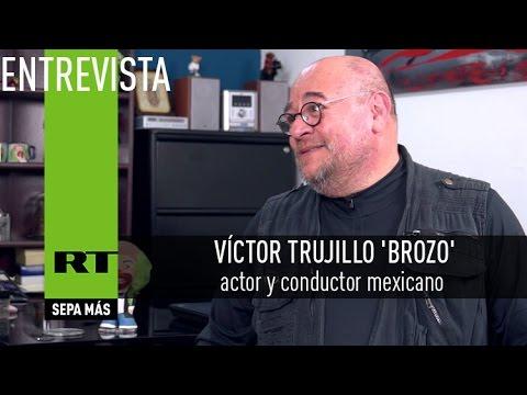 """'Brozo': """"Todo lo que hizo el PRI en México lo va a pagar y nosotros también por tolerarlo"""""""