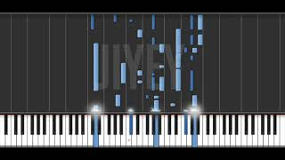 Video Farewell - Raymond Lauchengco (Synthesia Piano Tutorial) download MP3, 3GP, MP4, WEBM, AVI, FLV Juni 2018