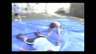 Top Moves of Backyard Wrestling (BYW)