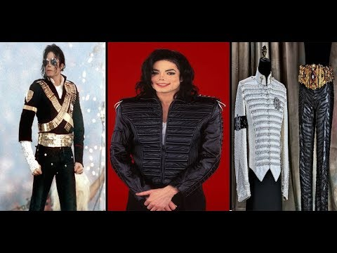 Top Michael Jackson Bad Thriller Leather Costumes Outfits Ideas