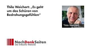 """Polizeiaufgabengesetz PAG - """"Es geht um das Schüren von Bedrohungsgefühlen"""", Thilo Weichert"""