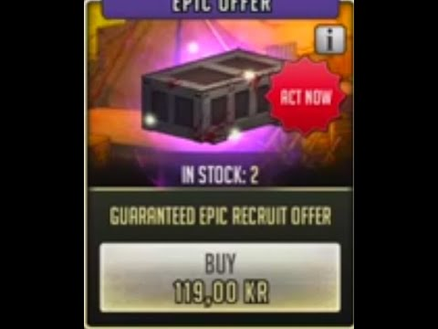 TWD:RTS Epic Recruit Offer, is it worth it? 2 Pulls!