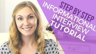 How to Have an Informational Interview - and Leave an Impression!