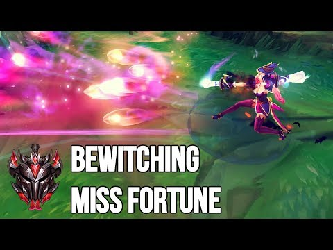 Bewitching MISS FORTUNE NEW SKIN & Pre-Release!