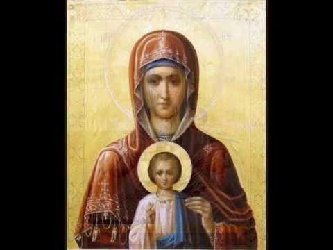 Православные иконы и картины Иисуса Христа и Богородицы