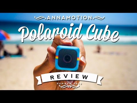 Polaroid Cube Under Water - Review