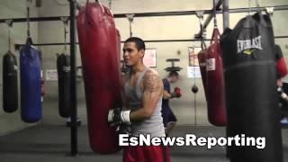 oxnard fighters love muhammad ali EsNews Boxing