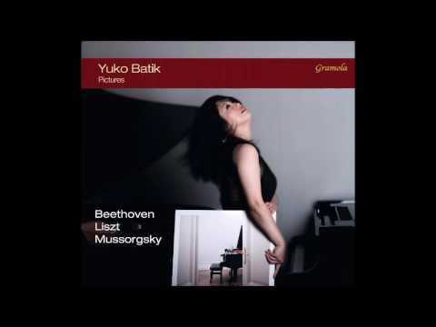 Yuko Batik - Beethoven: Sonate Nr. 14 op. 27/2 Mondschein, 1. Adagio sostenuto