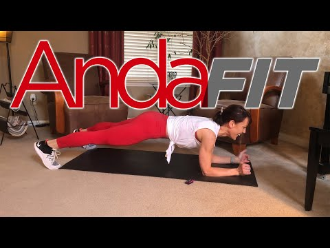 Keep It Simple - Part 2 - Core & Upper Body Circuit