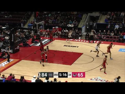 Bruno Caboclo (15 points) Highlights vs. Windy City Bulls