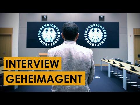 BND: Geheimagent vom BND im Interview! | Spione und der deutsche Geheimdienst | Geheimdienst Doku