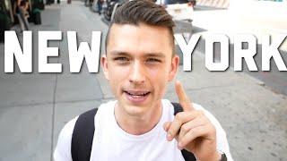 Travel to NEW YORK CITY - First Impression.....Do I like it ?