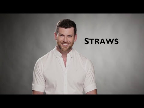 VOCALIZING WITH STRAWS  STRAWS WILL SAVE YOUR LIFE!