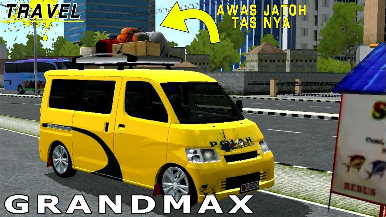 4400 Mod Bussid Mobil Granmax Gratis Terbaru
