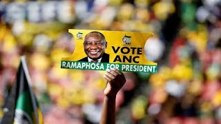 ANC Wins South African Election;EFF Gains 44 Seats In Parliament