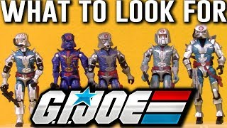 Vintage G.I. JOE Collecting - What To Look For?