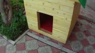 Домик для собаки.House for dogs.