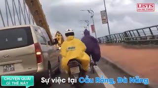 """Không ngờ trên """"đời"""" lại có những chuyện như mơ trong giao thông ở Việt Nam thế này"""