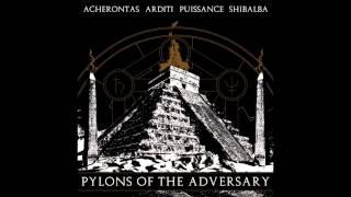 Acherontas - The Crescent Pillars of Daath