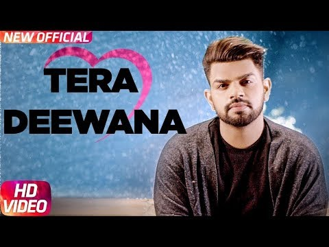 Tera Deewana (Full Video) | Gaurav Bansal | Latest Punjabi Song 2018 | New Punjabi Songs
